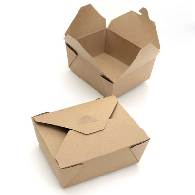Paper Boxes Fold Top